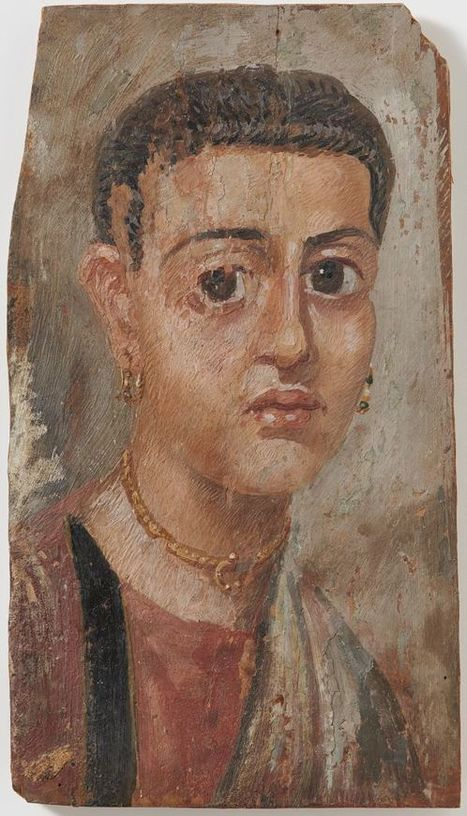 Mummy portraits stolen by Nazis returned to Jewish family | LVDVS CHIRONIS 3.0 | Scoop.it