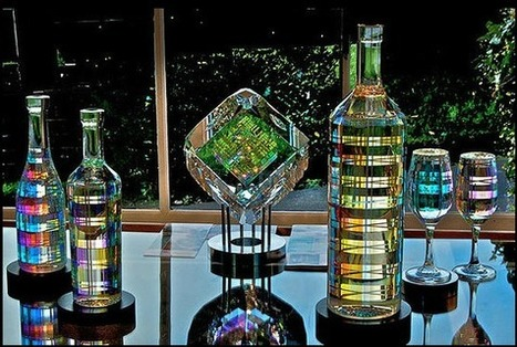 Crystal Clear Contemporary Art | All About Glass Art | Scoop.it