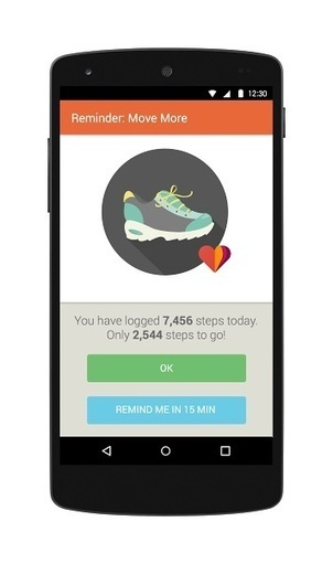 Mango Health uses Google Fit to add activity, blood pressure, weight tracking | mobihealthnews | Digital Pharma | Scoop.it