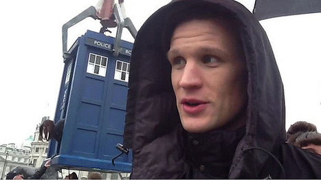 BBC - Blogs - Doctor Who - Doctor Who in Trafalgar Square | The TARDIS Speaker | Scoop.it