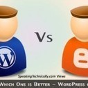 Why WordPress is Better Than Blogspot | Speaking Technically | Scoop.it