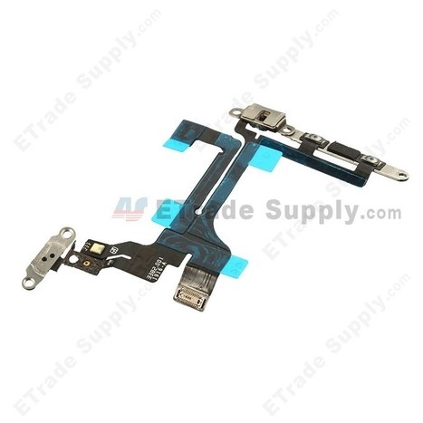 Apple iPhone 5C Power Button Flex Cable Ribbon Assembly - ETrade Supply | Other Spare Parts | Scoop.it