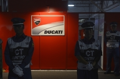 Overseas trip continues for Ducati Team as Sic Anniversary Looms Over Paddock | Ducati.net | Ductalk | Scoop.it