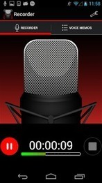 Apps400 – Smart Directory – VOICE RECORDER HD – LISTENS TO YOUR HEART   ANDROID APPS   Scoop.it
