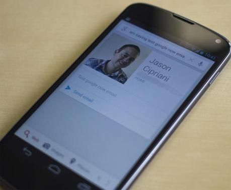 Use Google Now to send text messages, e-mail   Awaissoft   Scoop.it