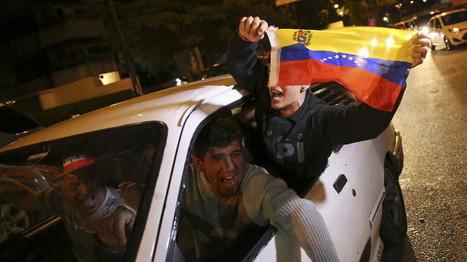 Deux défaites, mais la résistance continue. Venezuela, un premierbilan | Venezuela | Scoop.it