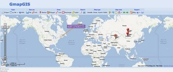 Free Technology for Teachers: Try GmapGIS to Draw on Google Maps | EFL Teaching Journal | Scoop.it