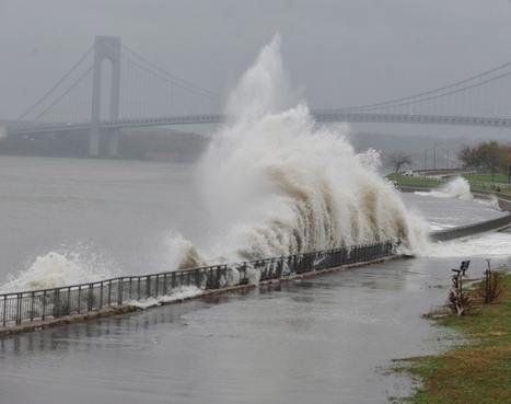 Sandy Tops List of 2012 Extreme Weather & Climate Events | Climate Central | Radio Show Contents | Scoop.it