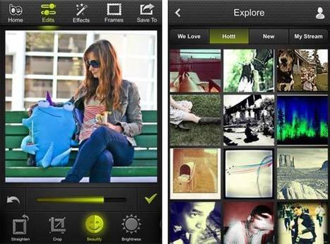 BeFunky, une alternative complète à Instagram sur Android et iOS | Etourisme : boite à outils | Scoop.it