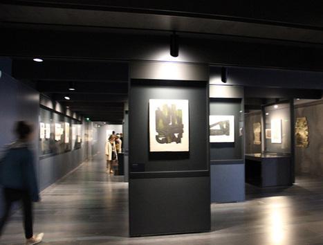 Ma première visite au musée Soulages | L'info tourisme en Aveyron | Scoop.it