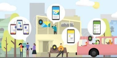 Google lance son concurrent aux iBeacons d'Apple | Mobile technology & Digital business | Scoop.it