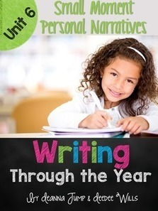 Writing Through the Year Unit 6  {Aligned with Common Core} | Common Core:  Citing Textual Evidence | Scoop.it