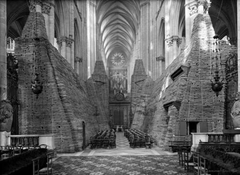 Les sacs de la cathédrale d'Amiens | L'actu culturelle | Scoop.it