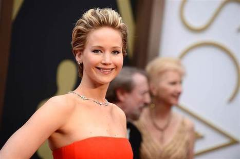 Jennifer Lawrence to Lena Dunham: 15 inspiring celebrity quotes about body ... - Today.com   Health & Positive Self-Image   Scoop.it