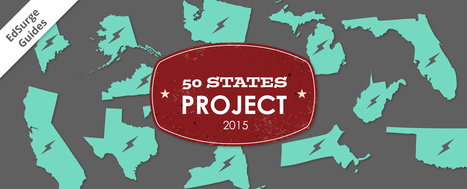 The Fifty States Project: Stories from the 2015 16 Edtech Classroom | Next Education | Scoop.it