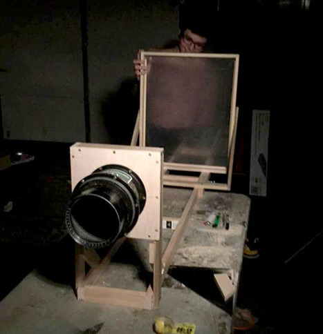 I Built Myself a 16x20-Inch Camera in 10 Hours | L'actualité de l'argentique | Scoop.it