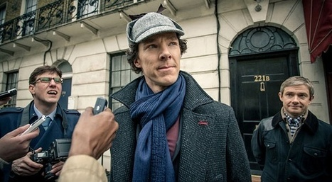 «Sherlock» version BBC, le triomphe du domaine public | Slate | On écrit, on lit et on regarde quoi? | Scoop.it