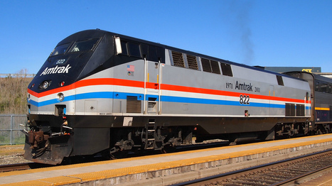 She tweets, jokingly about an Amtrak residency.  Amtrak ACTS on the the tweet. | Smart Marketing & Content | Scoop.it