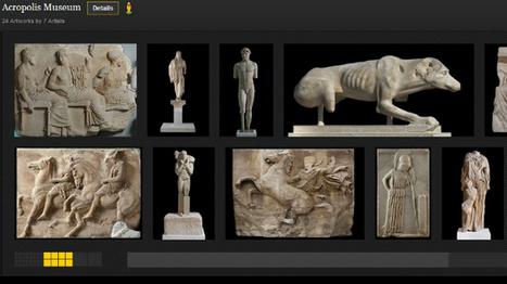 Εκπαιδευτική Τεχνολογία & Πληροφορική - Τρία ελληνικά μουσεία στην αναβαθμισμένη έκδοση του Google Art Project | Informatics Technology in Education | Scoop.it