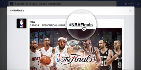 Facebook's new hashtags are just the beginning of its social TV push | Social TV Trends | Scoop.it