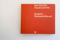 New York City Transit Authority Graphics Standards Manual | Cartographie XY | Scoop.it