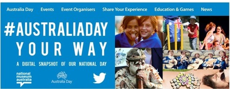 Celebrate Australia Day!   Teaching through Libraries   Scoop.it