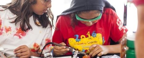 What Motivates Maker Educators? (EdSurge News) | Montessori Education | Scoop.it