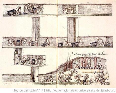 La Croix-aux-Mines : un recueil de dessins autour de la mine - généalogie et histoires lorraines   Théo, Zoé, Léo et les autres...   Scoop.it