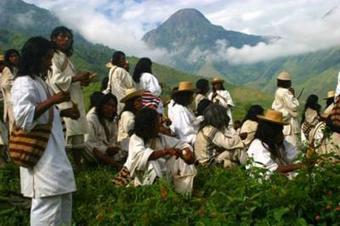 Comunidades indígenas en Colombia en riesgo de desaparecer   Alejandro's Global View   Scoop.it