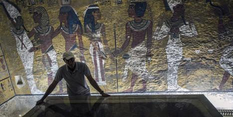 Découverte presque certaine d'une chambre secrète dans la tombe de Toutankhamon | Clic France | Scoop.it