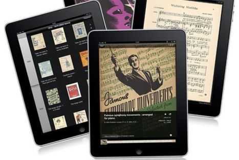 National Library's iPad app makes sweet music - ABC News (Australian Broadcasting Corporation) | Library Business | Scoop.it