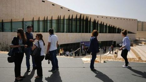 New Palestinian museum opens without exhibits | BBC | Kiosque du monde : Asie | Scoop.it