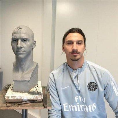 Zlatan dévoile un aperçu de sa statue pour le musée Grévin! | Ce qui se dit sur le(s) musée(s) Grévin...... | Scoop.it