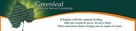 What is Servant Leadership?   Technology and Education Resources   Scoop.it