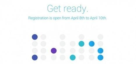 Le site de la Google I/O 2014 est en ligne ! | netnavig | Scoop.it