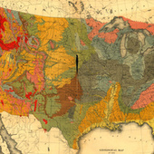 Beautiful, hi-res census maps provide fascinating snapshots of 1870s America   Geographic Information Technology   Scoop.it