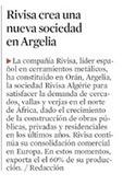 Nota de prensa de Rivisa en La Vanguardia > RIVISA | Rivisa - cercados, verjas y puertas | Scoop.it