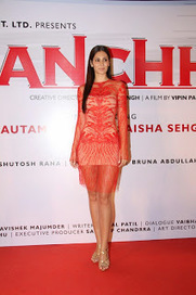 Tollyscreen: Bruna Abdullah Latest Stills Red Dress at Udanchhoo movie Music Launch | Tollyscreen | Scoop.it