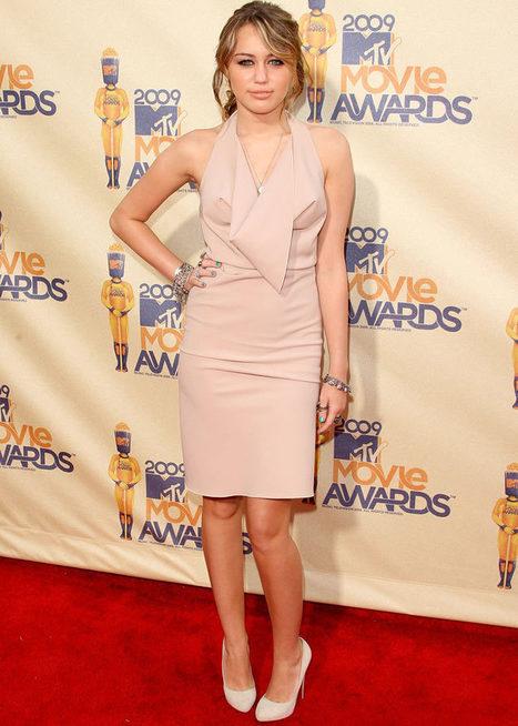 'MTV Movie Awards': Miley Cyrus, Justin Timberlake, Macklemore and more fashion flashbacks - Zap2it | Miley Cyrus | Scoop.it