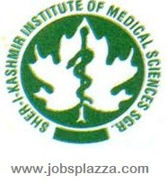 SKIMS Recruitment 2014 Government Jobs in Srinagar | Latest Jobs in India | Scoop.it
