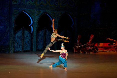 Ballet Gains a Toehold in the Middle East | News from Arabia | Scoop.it
