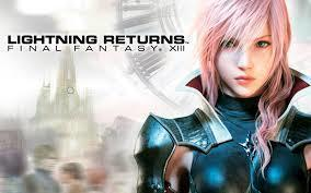 Lightning Returns: Final Fantasy XIII | Console Games | Scoop.it