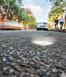 Les parkings intelligents d'Urbiotica redynamisent les centres-villes   Mobiles Idées   Scoop.it