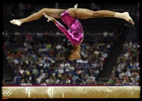 Gabby Douglas: Olympic Dreams Come True | London Olympics 2012 Pictures and Info | Scoop.it