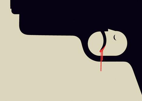 visual evasion - Negative space illustrations by Noma Bar - Graphisme Illustration   Le complexe de la chef de projet   Scoop.it
