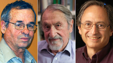 Without Test Tubes, 3 Win Nobel in Chemistry | Chemistry | Scoop.it