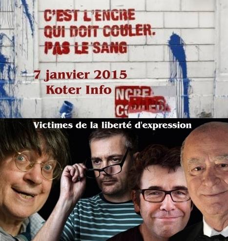 Liberté d'expression chérie | LETORT | Scoop.it