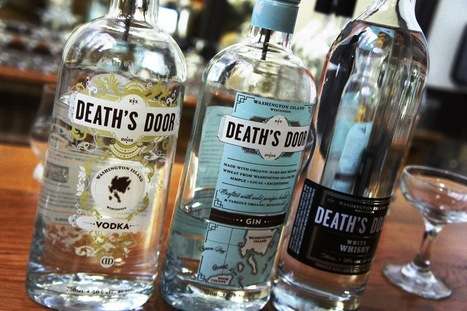 Passports & Cocktails: Wisconsin's Local Flavors at Middleton's Death's Door Spirits | Travel | Scoop.it