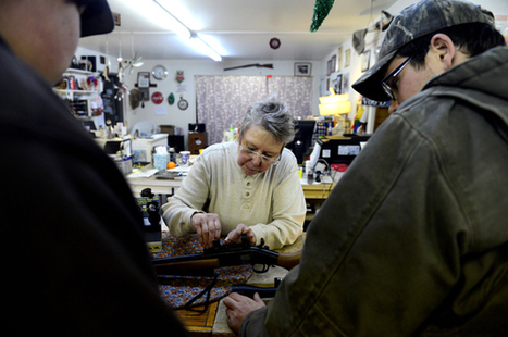 Guns become a way of life for many in rural Colorado | Kameron-Current Issues | Scoop.it