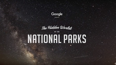 Google will take you on a 360-degree tour of the Kenai Fjords, Bryce Canyon, and other National Parks | STEM Connections | Scoop.it
